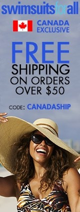 Canadian Free Shipping Offer