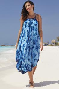 Marcella Maxi Dress available from SwimsuitsForAll, Click for more Details