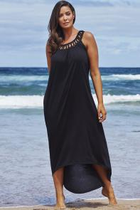 Margarita High Low Dress available from SwimsuitsForAll, Click for more Details