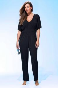 Camille Jumpsuit available from SwimsuitsForAll, Click for more Details