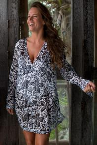 Jaclyn Tunic available from SwimsuitsForAll, Click for more Details