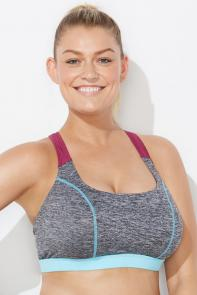 Chlorine Resistant Marathon Swim Bra available from SwimsuitsForAll, Click for more Details
