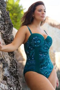 Genius Netanya Underwire Swimsuit available from SwimsuitsForAll, Click for more Details